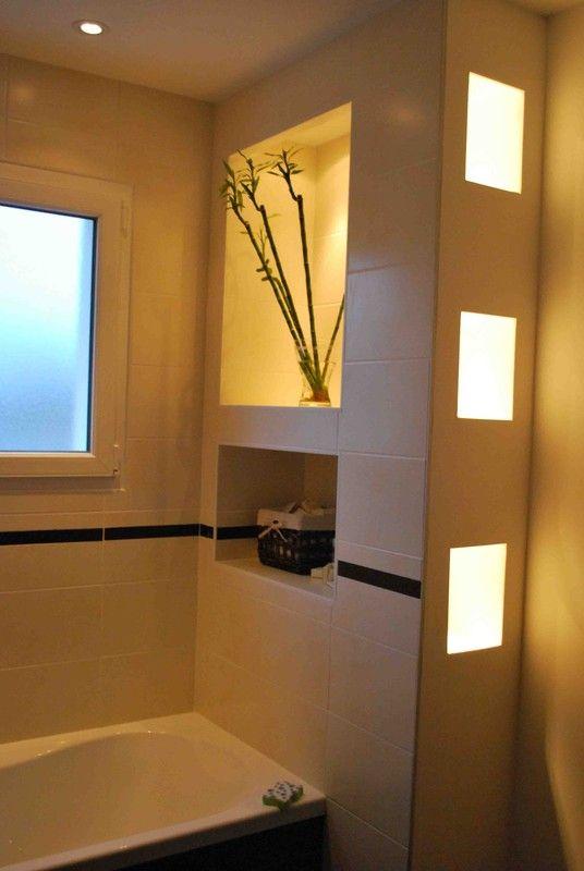 Vend maison hautes prestations v rines - Niche de salle de bain ...
